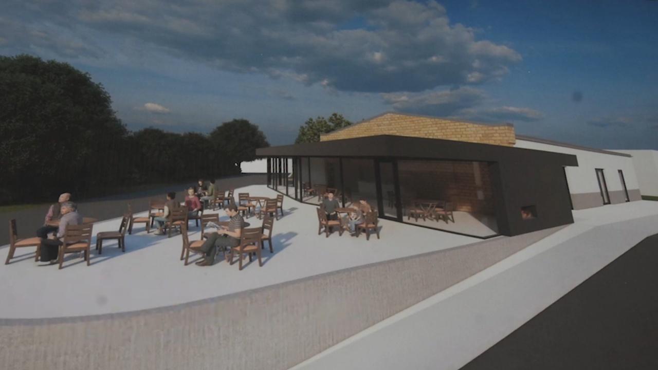 Nieuwe plannen de Kollekamp Moorveld